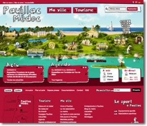 Pauillac Médoc - Site de la ville de Pauillac