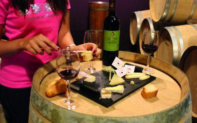 Visite Vins et Fromages à La Rose Pauillac