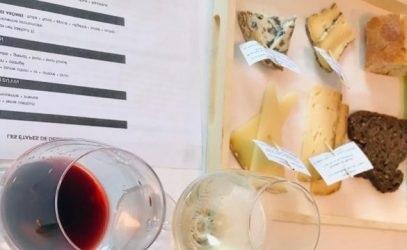 Visite Vins Et Fromages La Rose Pauillac