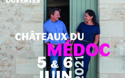Rendez-vous les 5 & 6 juin dans le Médoc pour les Portes ouvertes des Châteaux!
